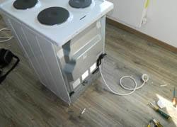 Установка, подключение электроплит город Туапсе